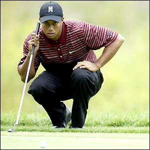 tiger woods and chiropractic